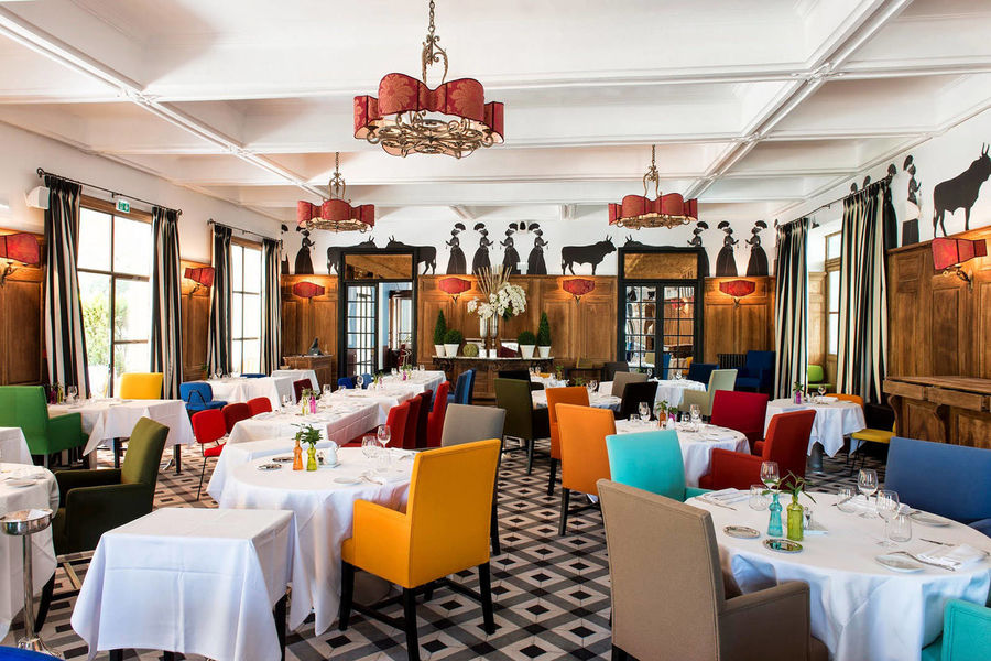 Hotel Jules Cesar - Salle de restaurant