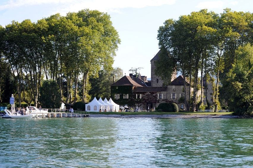 Chateau de Coudree - Le Château de Coudrée