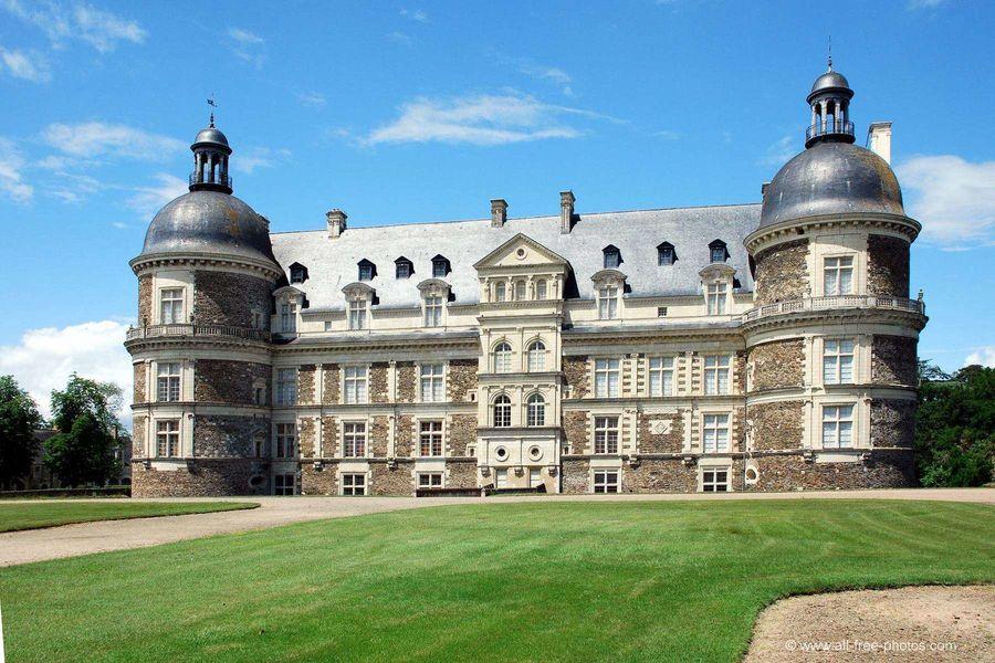 Château de Serrant - Vue extérieure 2