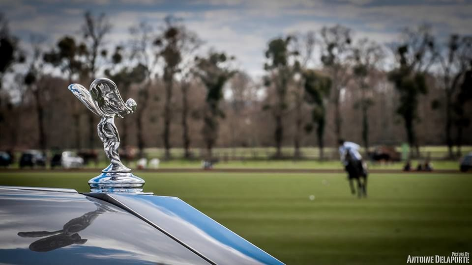 Polo Club de Chantilly - Cadre