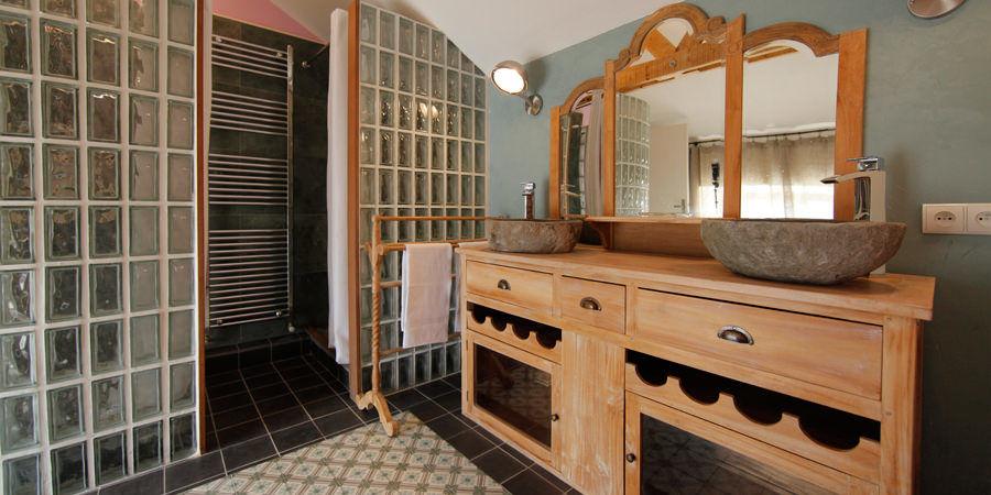 Chateau des Girards - Salle de bain