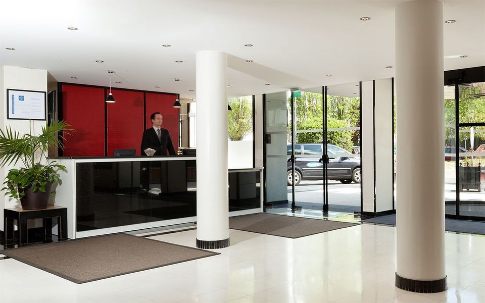 Hotel Forest Hill Meudon Velizy - Lobby