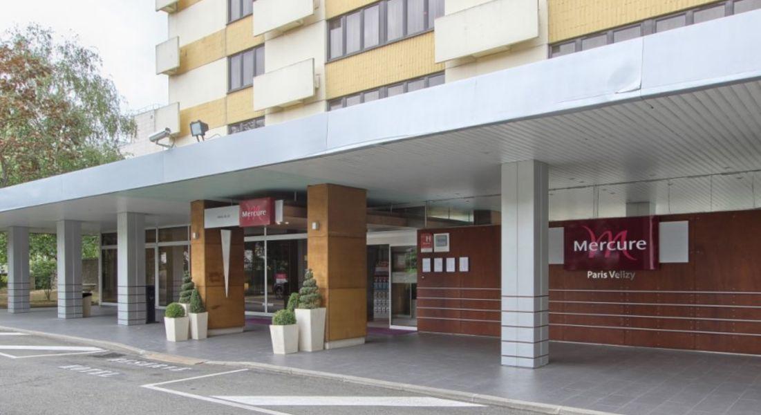 Hôtel Mercure Paris Vélizy**** - Entrée