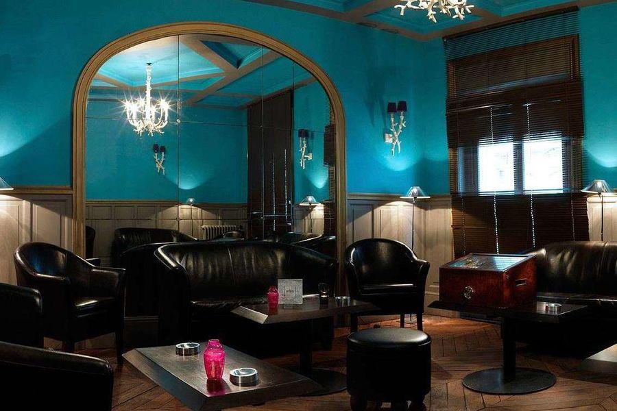 Restaurant Mom Paris - Lounge