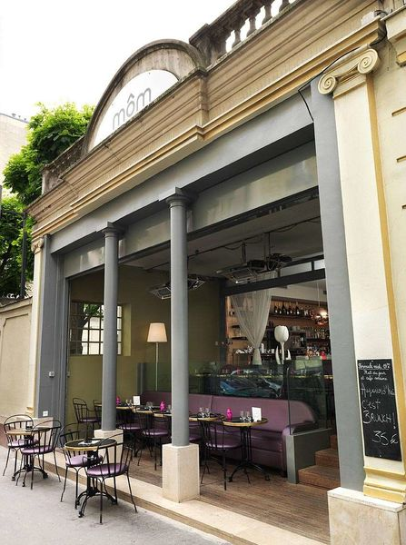 Restaurant Mom Paris - Restaurant (1)