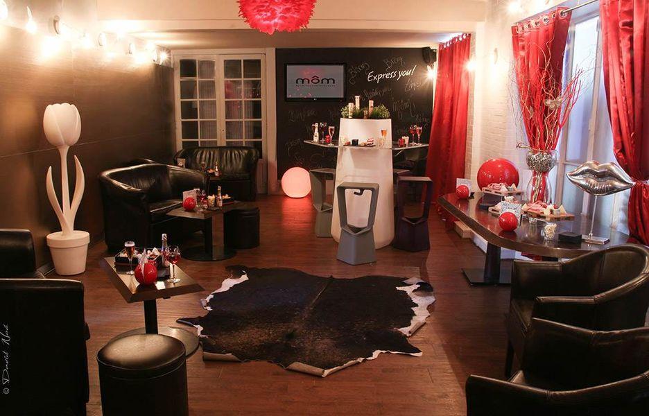 Restaurant Mom Paris - Salon (2)