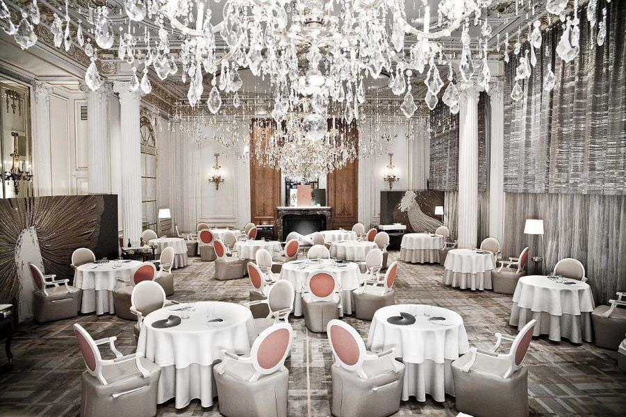Hotel Plaza Athenee Paris - Silencio Alain Ducasse (3)
