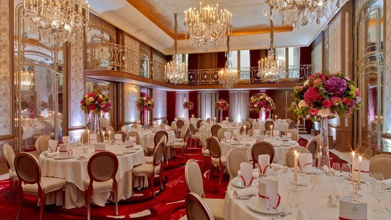 Hotel Plaza Athenee Paris - Salon Haute Couture
