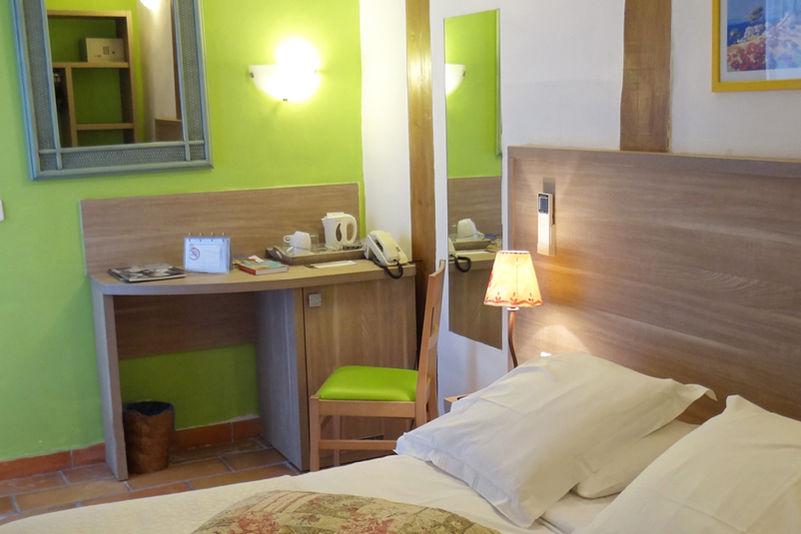 Hotel Mas des Ecureuils - Chambre (1)