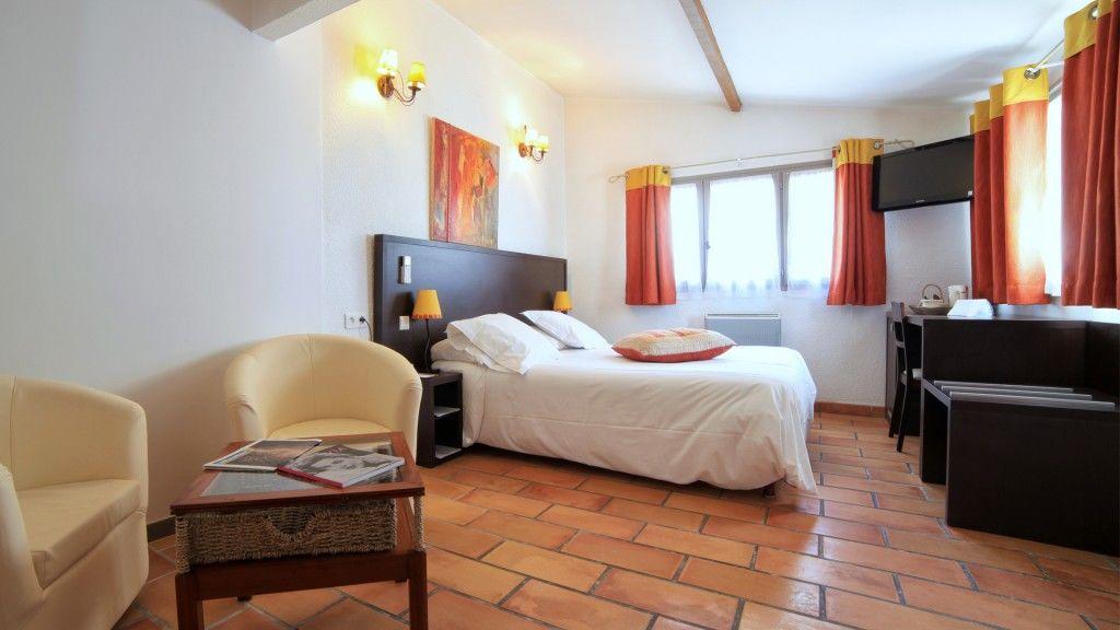 Hotel Mas des Ecureuils - Chambre (3)