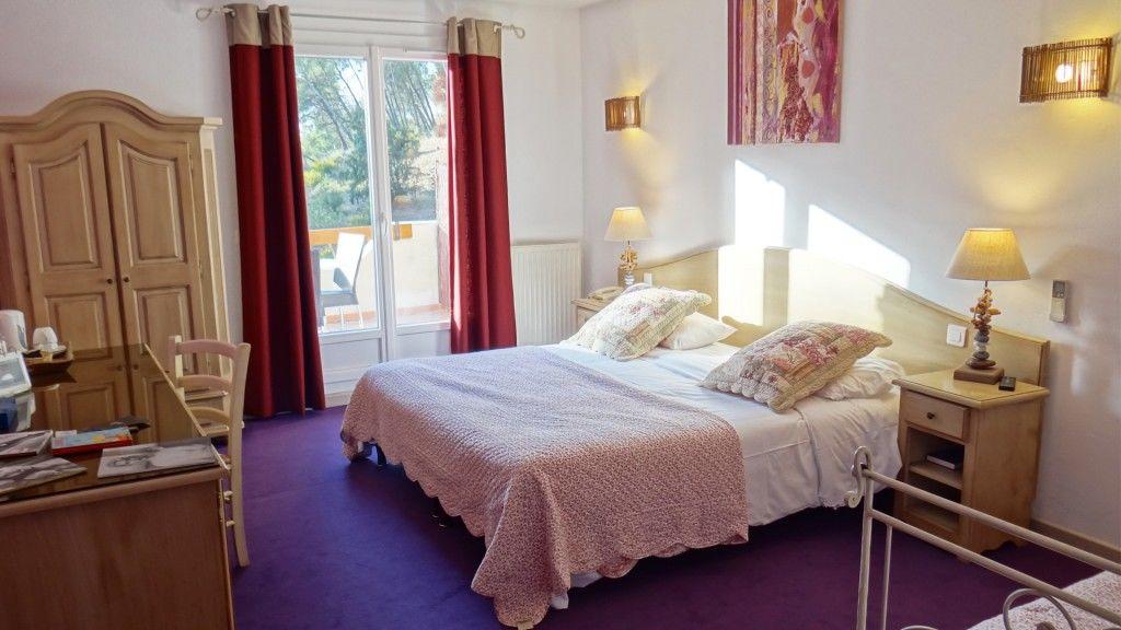 Hotel Mas des Ecureuils - Chambre (8)