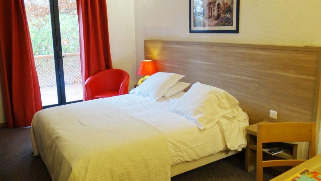 Hotel Mas des Ecureuils - Chambre (11)