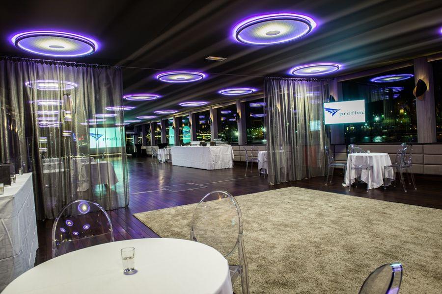 Yacht Diamant Bleu - Salon de réception 3