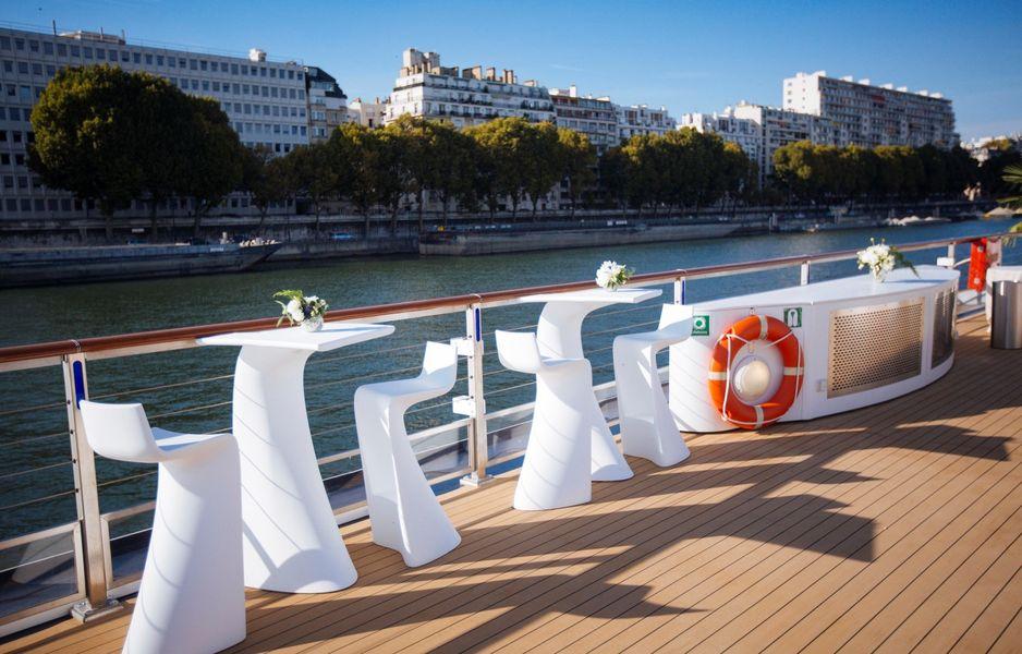 Yacht Diamant Bleu - Terrasse 2