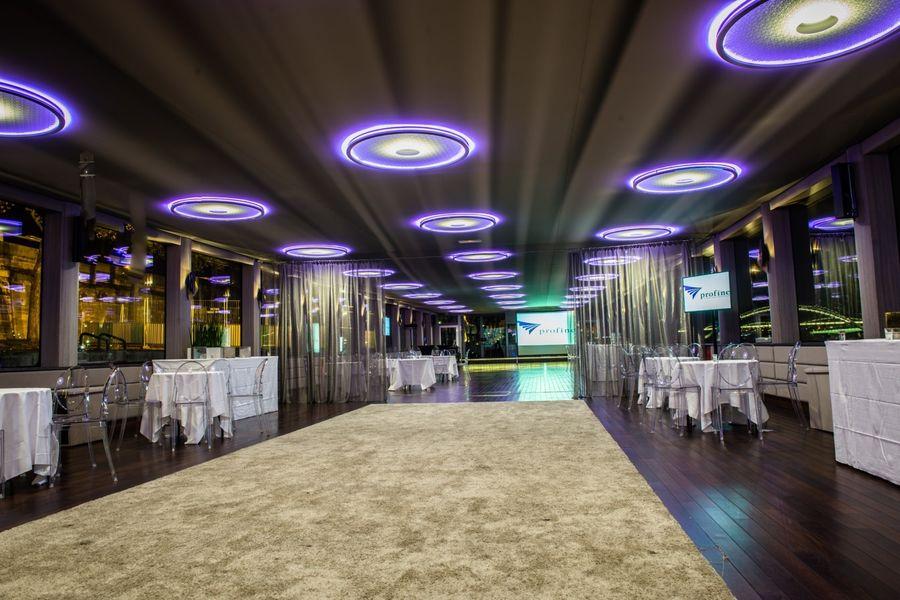 Yacht Diamant Bleu - Salon de réception 1