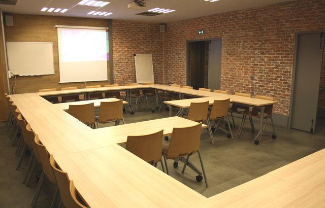 Iris - Salle de réunion