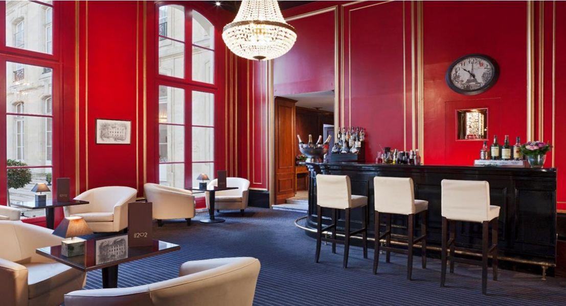 Hotel Saint James Albany - Bar