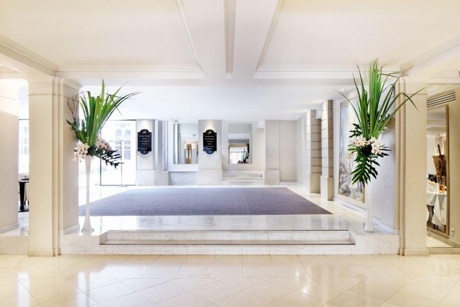 Hotel Saint James Albany - Lobby
