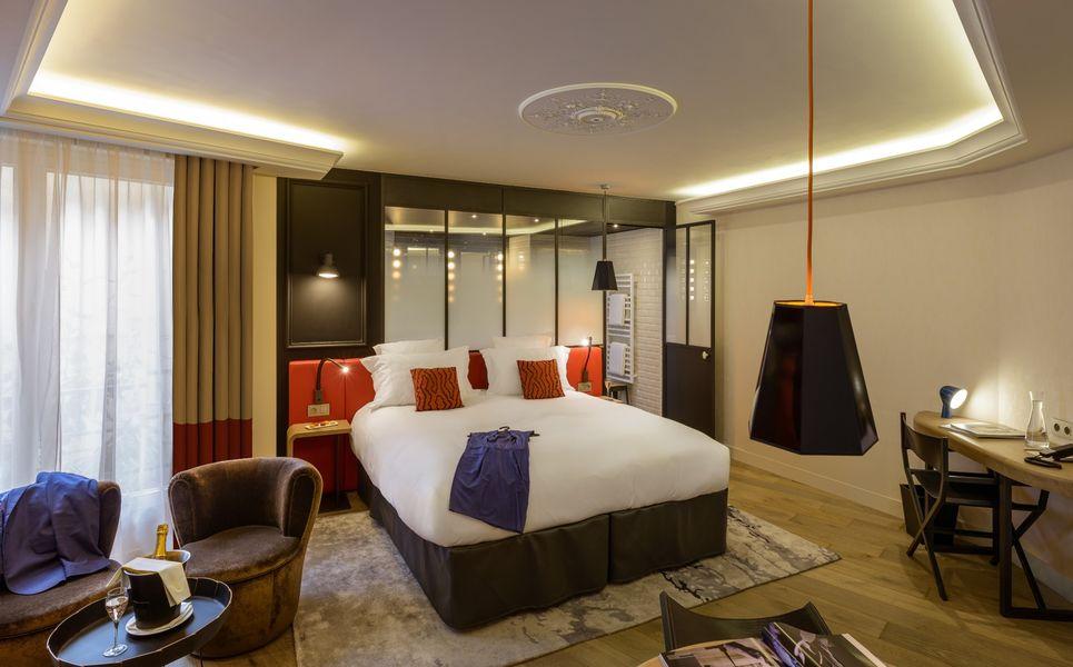 Terrass Hotel - Chambre 1