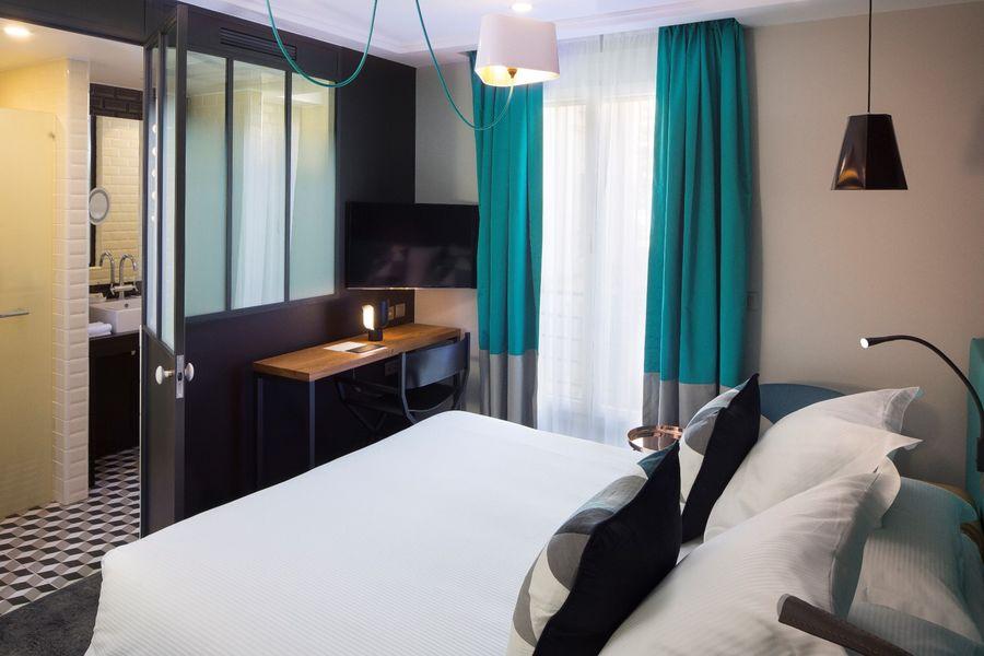 Terrass Hotel - Chambre classique