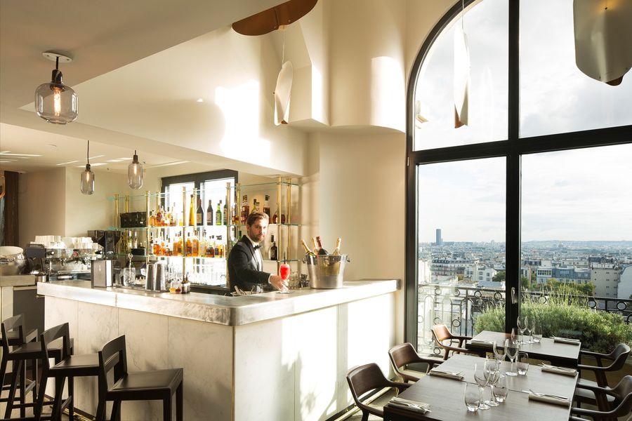 Terrass Hotel - Restaurant Panoramique 1