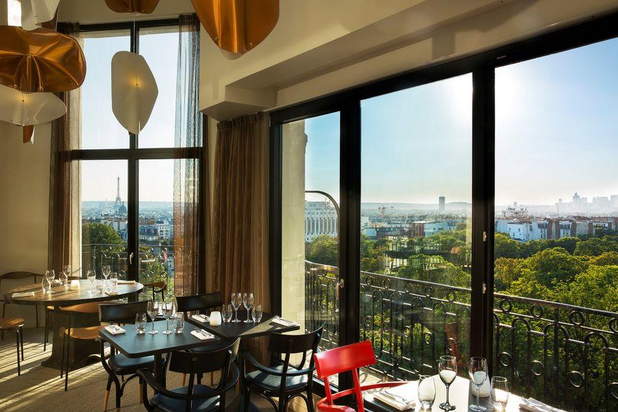 Terrass Hotel - Restaurant panoramique 5