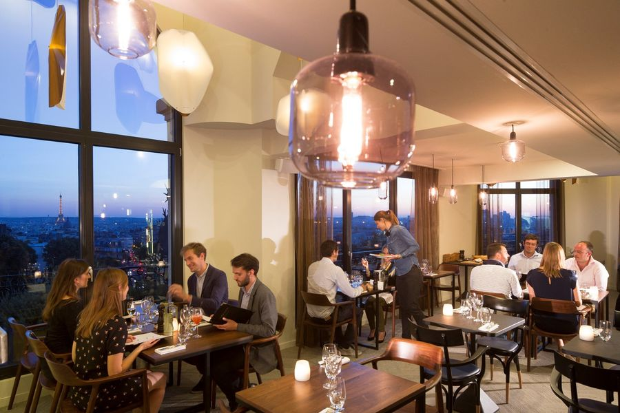 Terrass Hotel - Restaurant panoramique 6