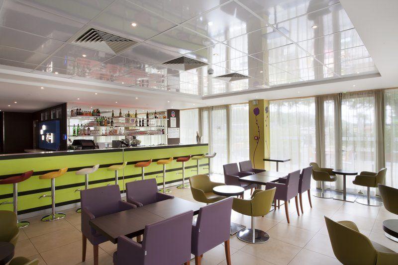 Holiday Inn Express Paris Canal de la Vilette - Bar du hall