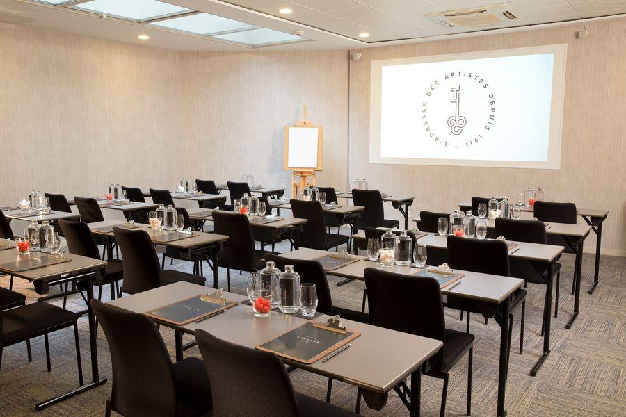 Terrass Hotel - Atelier Lepic ou Lamarck