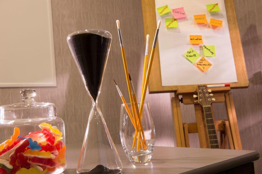 Terrass Hotel - Brainstorming