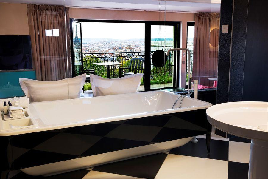 Terrass Hotel - Penthouse Terrass 3