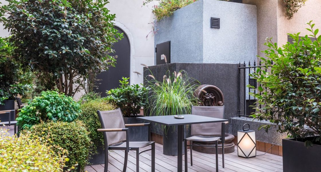 Résidence Rayz Private Suites **** - Terrasse 66
