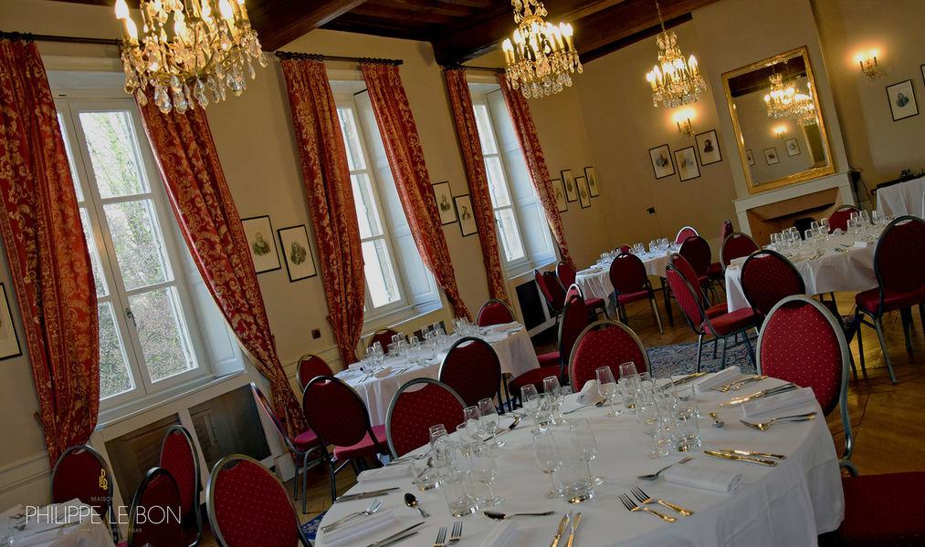 Maison Philippe Le Bon - Disposition Banquet