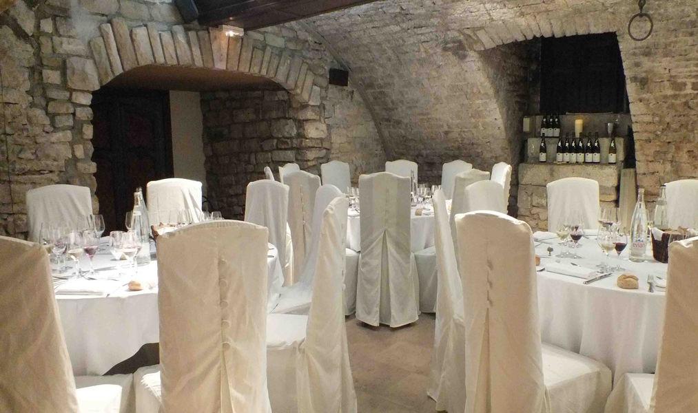 Maison Philippe Le Bon - Disposition Banquet 2
