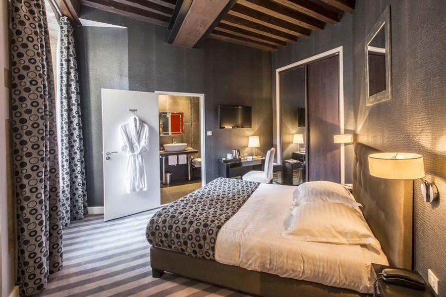 Maison Philippe Le Bon - L'hébergement 3