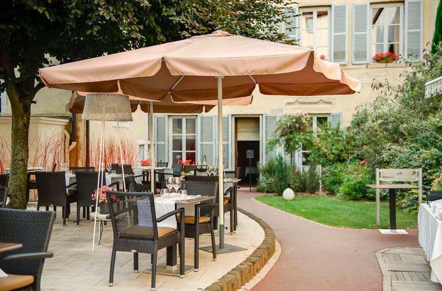 Maison Philippe Le Bon - Les espaces extérieurs