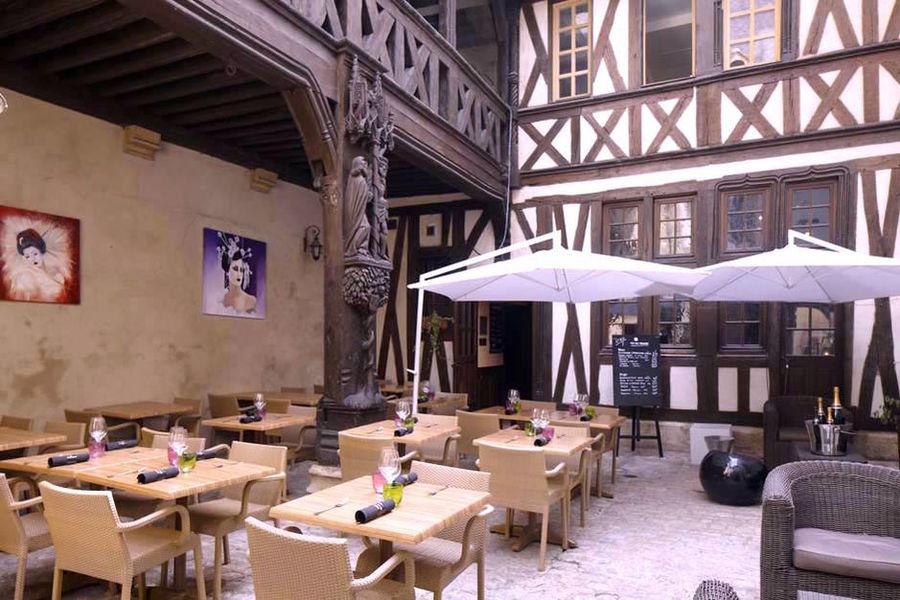 Maison Philippe Le Bon - Les espaces extérieurs 3