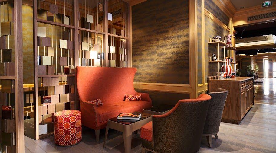 Hotel Rochester Champs Elysées - Lobby 2