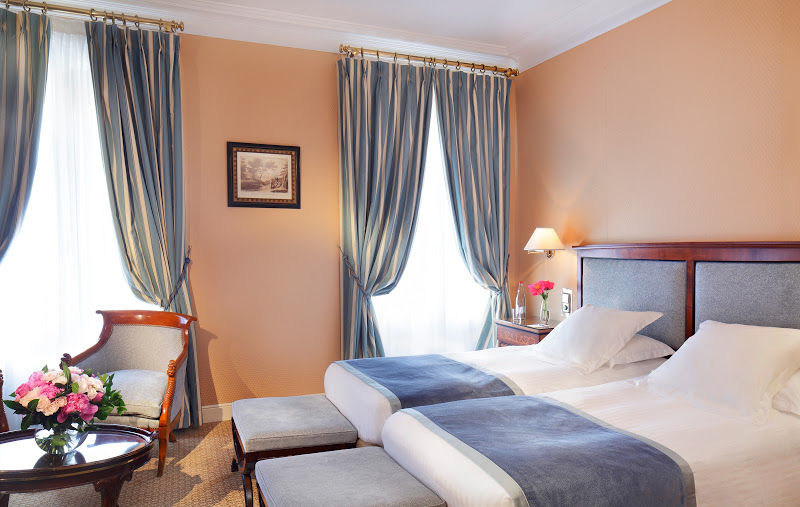 Hotel Franklin Roosevelt - Chambre 1