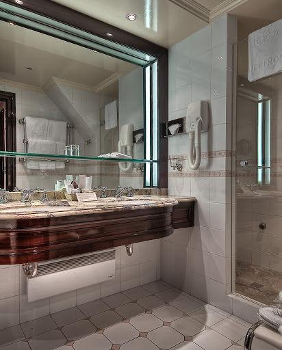 Hotel Franklin Roosevelt - Salle de Bain