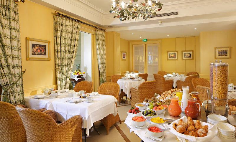 Hotel Franklin Roosevelt - Salle petit déjeuner