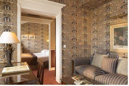 Hôtel des Grands Hommes - Junior Suite Romantique