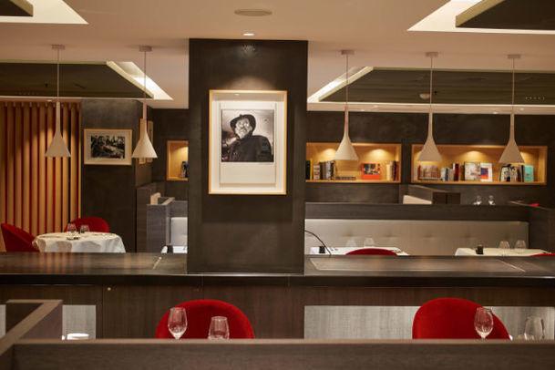 Hôtel Marriott Lyon Cité Internationale - Restaurant Ambiance 2