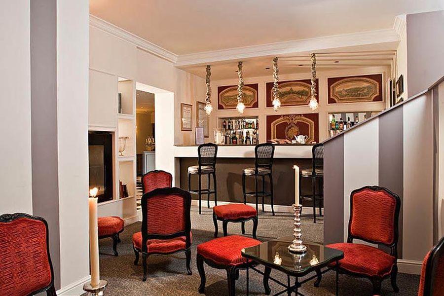 Hotel Villa d'Est - Les espaces intérieurs
