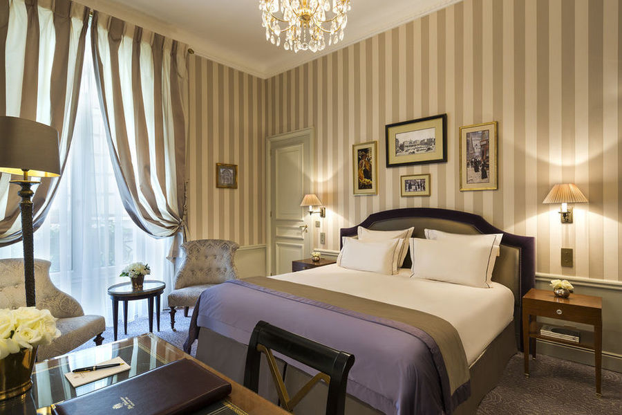 Hôtel Westminster **** - Chambre