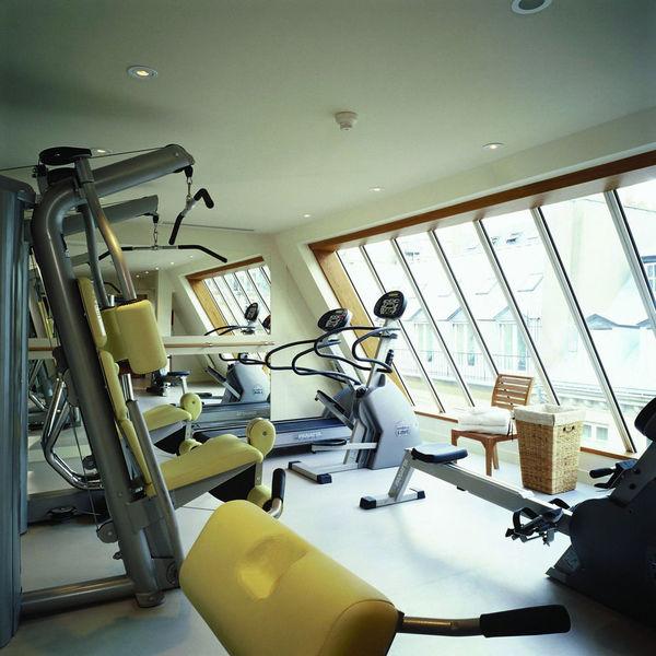 Hôtel Westminster **** - Salle de Fitness