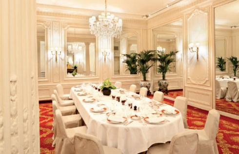 Hôtel Westminster **** - Salon Capucines