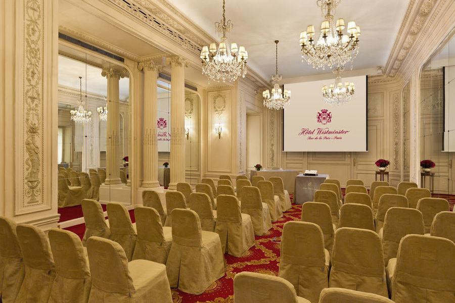Hôtel Westminster **** - Salon Récamier 67
