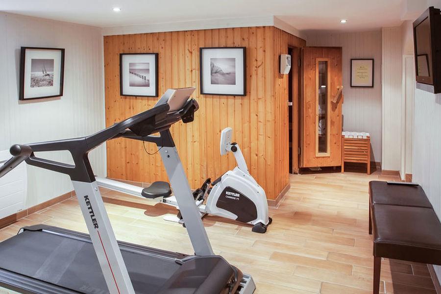 Hôtel Villa d'Est - L'espace fitness