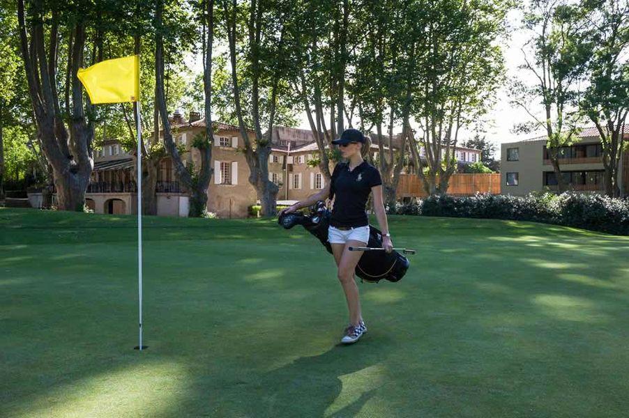 Moulin de Vernègues - Le golf 2